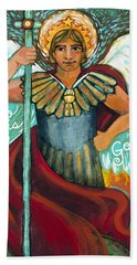 St. Michael The Archangel Hand Towel