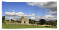 St Oswalds Chapel Oxfordshire Bath Towel