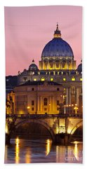 St Peters Basilica Hand Towel