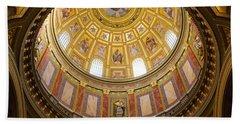 St. Stephen's Basilica Ceiling Bath Towel