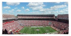 Stadium Panorama View Hand Towel
