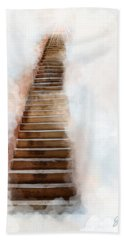 Stair Way To Heaven Bath Towel