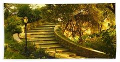 Stairway To Nirvana Bath Towel by Madeline Ellis