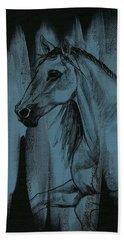Stallion Bath Towel