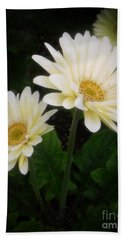 Stand By Me Gerber Daisy Hand Towel