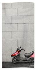 Stand Your Ground  Bath Towel