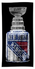 Stanley Cup 4 Bath Towel