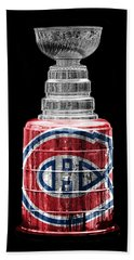 Stanley Cup 7 Bath Towel