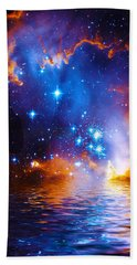 Stars As Diamonds Bath Towel
