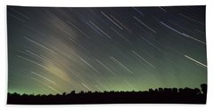 Star Trails Hand Towel
