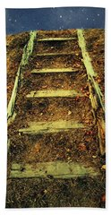 Starclimb Bath Towel by RC deWinter