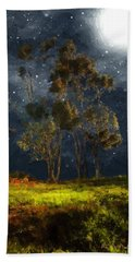 Starfield Bath Towel by RC deWinter