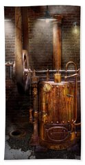Steampunk - Powering The Modern Home Hand Towel