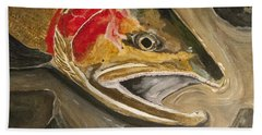 Steelhead Buck Hand Towel