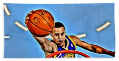 Steph Curry Bath Towel