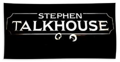 Stephen Talkhouse Hand Towel