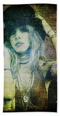 Stevie Nicks - Bohemian Hand Towel