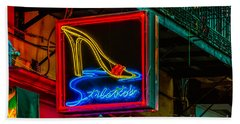 Stilettos On Bourbon Street Nola Hand Towel