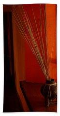 Bath Towel featuring the photograph Still Life In Baja by Alan Socolik