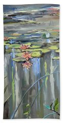 Still Waters Hand Towel