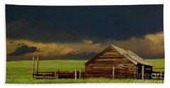 Storm Crossing Prairie 2 Hand Towel