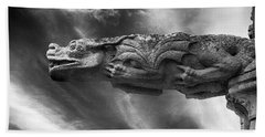 Storm Dragon Bath Towel
