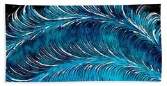 Storms At Sea Hand Towel