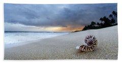 Stormy Dawn Hand Towel