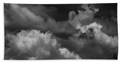 Stormy Weather Hand Towel
