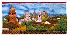Street Art Granada Nicaragua 3 Hand Towel