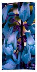 Strongylodon Macrobotrys - Blue Jade Vine Bath Towel