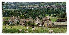 Sudeley Hill Farm Bath Towel