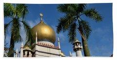 Sultan Masjid Mosque Singapore Hand Towel