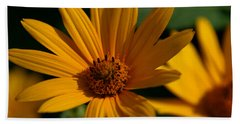 Bath Towel featuring the photograph Summer Delight by Denyse Duhaime