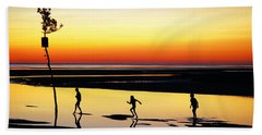 Bath Towel featuring the photograph Summer Memories by James Kirkikis