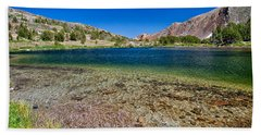 Summit Lake Hand Towel