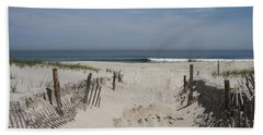 Sun And Sand Hand Towel by Christiane Schulze Art And Photography