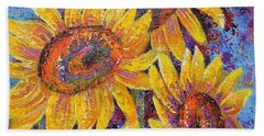 Sun-kissed Beauties Hand Towel