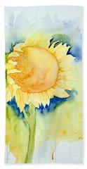 Sunflower 1 Hand Towel
