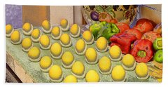 Sunny Side Up Hand Towel