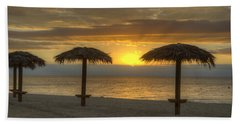 Sunrise Glory Bath Towel