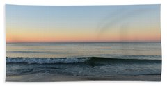 Sunrise On Alys Beach Hand Towel by Julia Wilcox