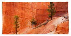 Sunrise Point Bryce Canyon National Park Bath Towel