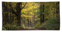 Sunrise Road Hand Towel