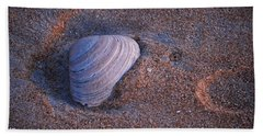 Sunrise Shell Bath Towel