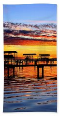 Sunset Breeze Hand Towel