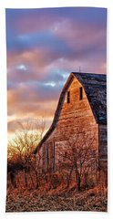 Sunset In The Country Hand Towel