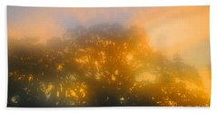 Sunset Mocks Sunrise Bath Towel
