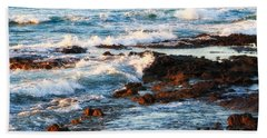 Sunset Shore Bath Towel