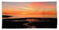 Field River, Hallett Cove Hand Towel